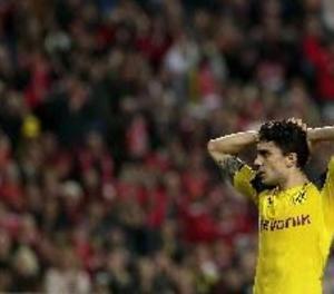 Bartra, ferit en mà i braç; el Borussia Dortmund, en estat de