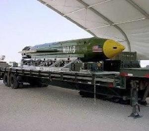 """Els EUA utilitzen per primera vegada """"Mare de totes les bombes"""" contra Estat Islàmic a l'Afganistan"""