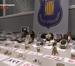 Desarticulen una organització que robava joies a ancians al carrer