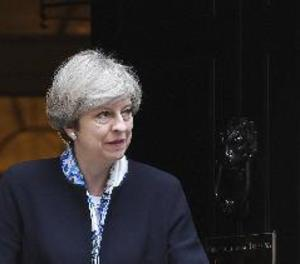 Theresa May anuncia eleccions anticipades per al 8 de juny al Regne Unit