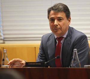 L'expresident de la Comunitat de Madrid, Ignacio González.