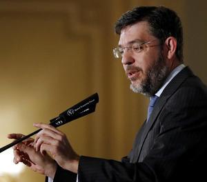 El secretari d'Estat de Pressupostos i Despeses, Alberto Nadal