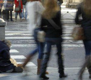 Un de cada 5 espanyols en risc de pobresa, amb menys de 8.200 euros a l'any