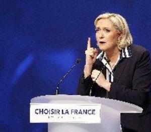 Le Pen anuncia a un euròfob com a primer ministre si guanya les eleccions