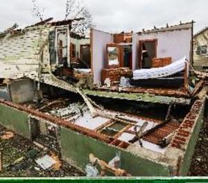 Almenys cinc morts i cinquanta ferits en tornados a Texas