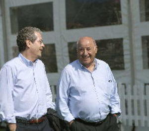 Amancio Ortega cobra 628 milions per dividend a compte d'Inditex