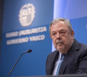 El conseller d'Hisenda del Govern basc,
