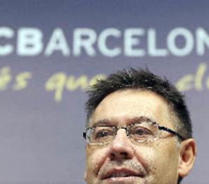 El Barça s'afegeix a la campanya a favor del referèndum pactat sobre la independència