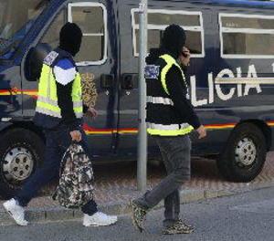 Detinguts tres gihadistes, a Badalona, Salou i Tànger