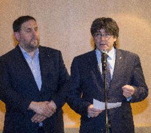 Puigdemont rebutja anar al Congrés sense un acord previ sobre el referèndum
