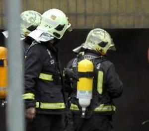 Un matrimoni i els seus dos fills de 3 i 5 anys moren en l'incendi de Bilbao
