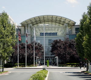 La seu d'Apple a California