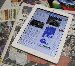 Diaris en paper i en suport digital.