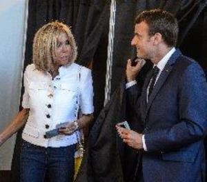 El partit de Macron guanya primera volta de legislatives, segons projeccions
