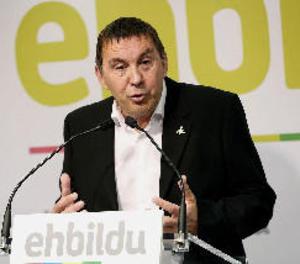 Arnaldo Otegi, elegit coordinador general d'EH Bildu amb 84% dels vots