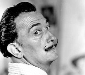 El pintor català Salvador Dalí.
