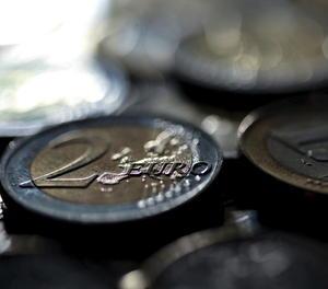 Monedes d'euro.