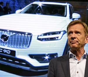 El president i director executiu de Volvo Cars, Hakan Samuelsson.