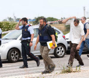 Detingut l'home que ha tirotejat dos policies locals a Gavà