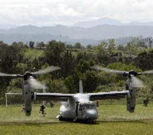 Almenys 12 morts en un accident aeri militar als EUA