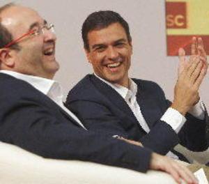 PSOE i PSC acorden