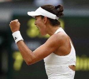 Garbiñe Muguruza venç Venus Williams i guanya Wimbledon per primera vegada