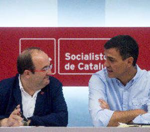 Iceta, proclamat candidat del PSC a la Generalitat amb un 97,6% de suport