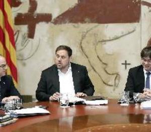 La Generalitat registra una vintena de cessaments en 3 mesos en el seu procés a l'1-O