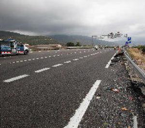Un home i un menor de 14 anys moren en un accident a Alcover