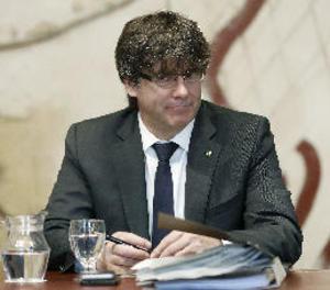 Puigdemont subratlla que no renunciarà al referèndum encara que s'anul·li