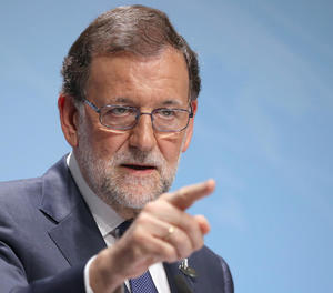Imatge d'arxiu del president del Govern, Mariano Rajoy.