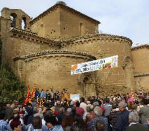 Aragó demana al jutjat d'entrar al Museu de Lleida per confiscar els béns de Sijena