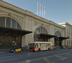Mig centenar de ferits, 5 de greus, en un accident de tren a Barcelona
