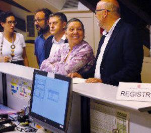 JxSí i la CUP registren la proposició de llei de referèndum en el Parlament