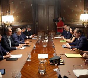 La reunió del comité de