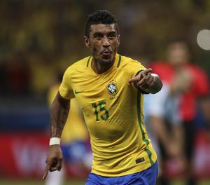 El jugador José Paulo Bezerra 'Paulinho'.