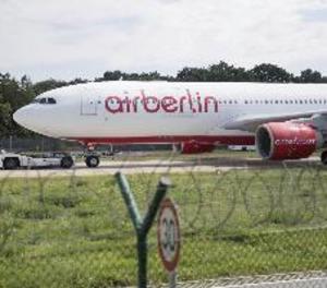 Berlín dóna crèdit de 150 milions a Air Berlin perquè operi malgrat la fallida