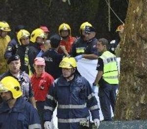 Algunes morts després de caure un arbre durant una romeria a Madeira