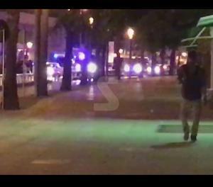 VÍDEO. El tiroteig amb els terroristes a Cambrils