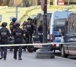 Mor una dona ferida en l'atemptat de Barcelona