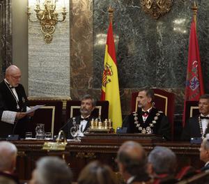 L'acte d'obertura de l'any judicial