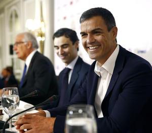 El secretari general del PSOE, Pedro Sánchez.