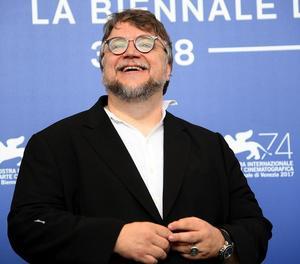 El mexicà Guillermo del Toro va presentar la setmana passada a Venècia 'La forma del agua'.