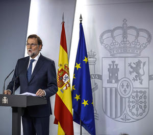 El president de la Generalitat, Mariano Rajoy.