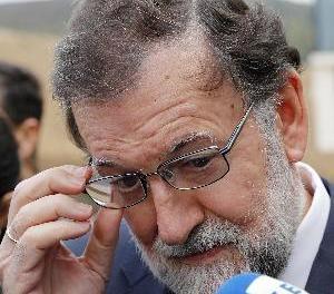 Rajoy demana als dirigents catalans que reflexionin i tornin