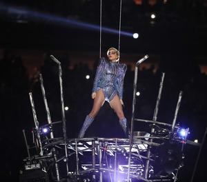 Un concert de Lady Gaga