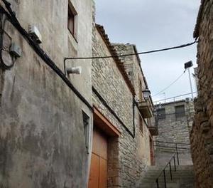 Obres de millora d'Endesa a Montoliu de Segarra