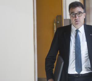 El secretari d'Hisenda de la Generalita de Catalunya,