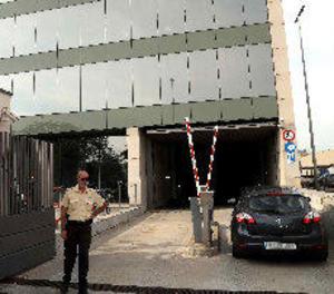La Guàrdia Civil comprova en el CTTI si s'han bloquejat els sistemes de vot telemàtic