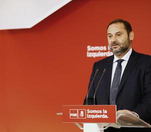 El secretari d'Organització del PSOE, José Luis Ábalos.
